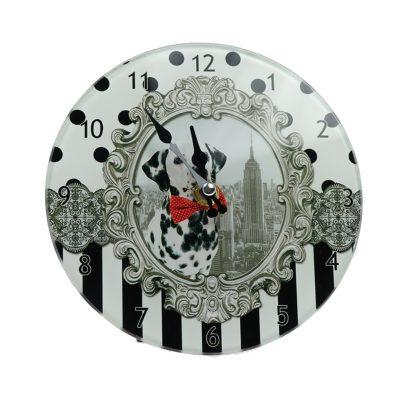 orologio con cane-1